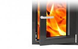 ventana resistente al fuego f30